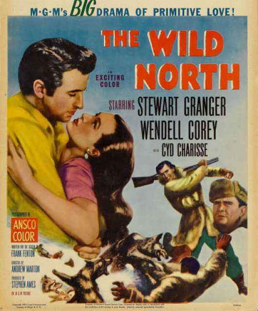 Titelbild zum Film The wild north, Archiv KinoTV