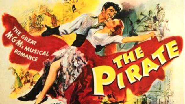 Titelbild zum Film The Pirate, Archiv KinoTV