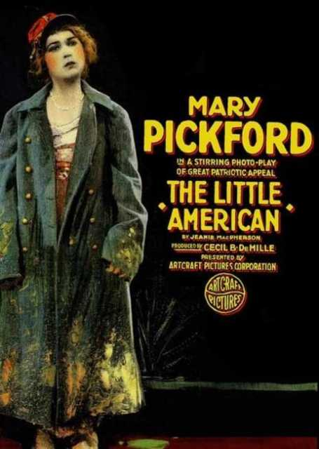 Titelbild zum Film The Little American, Archiv KinoTV