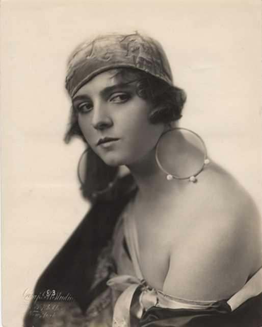 Portrait Olive Thomas