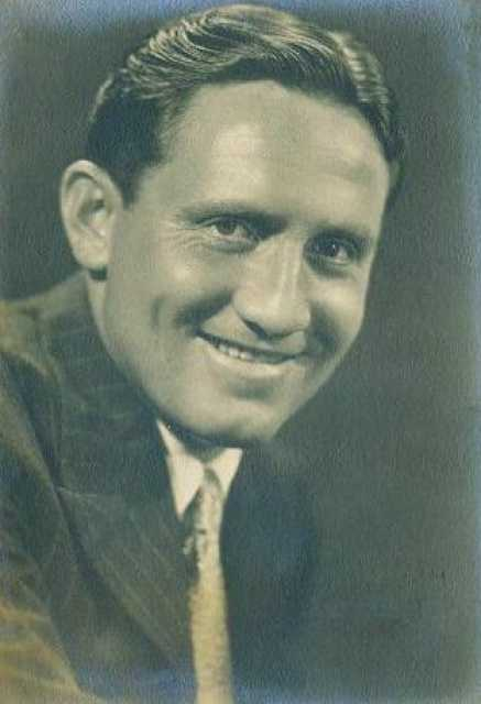 Portrait Spencer Tracy