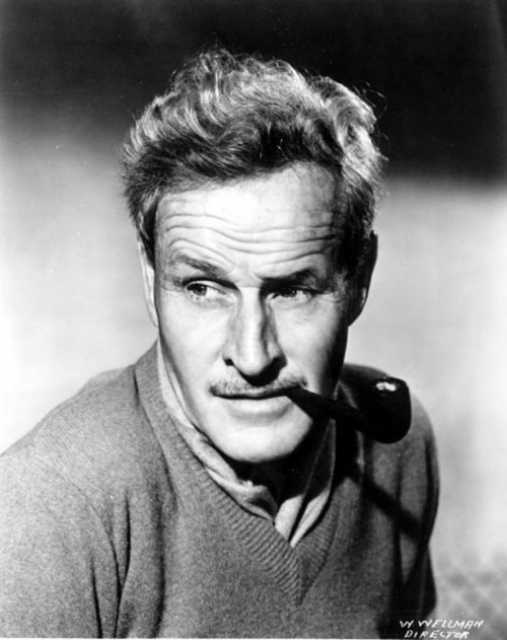 Portrait William A. Wellman