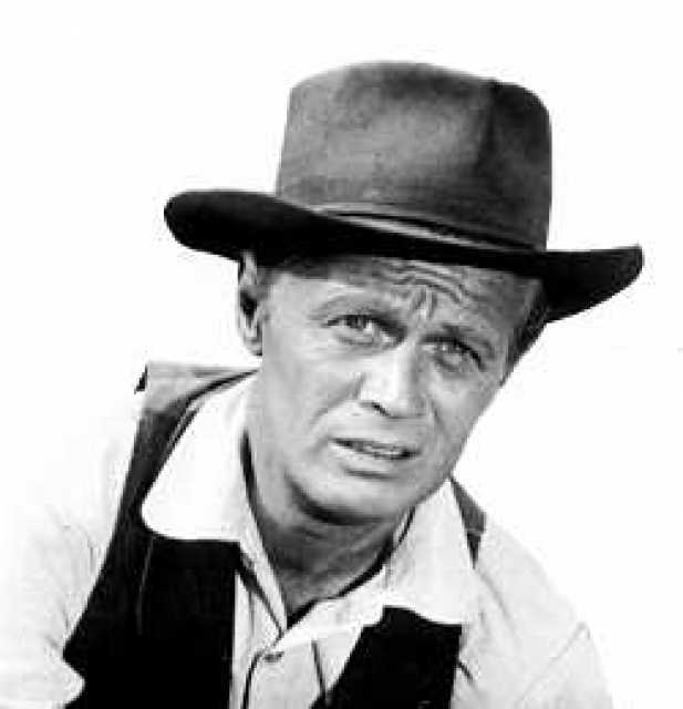 Portrait Richard Widmark