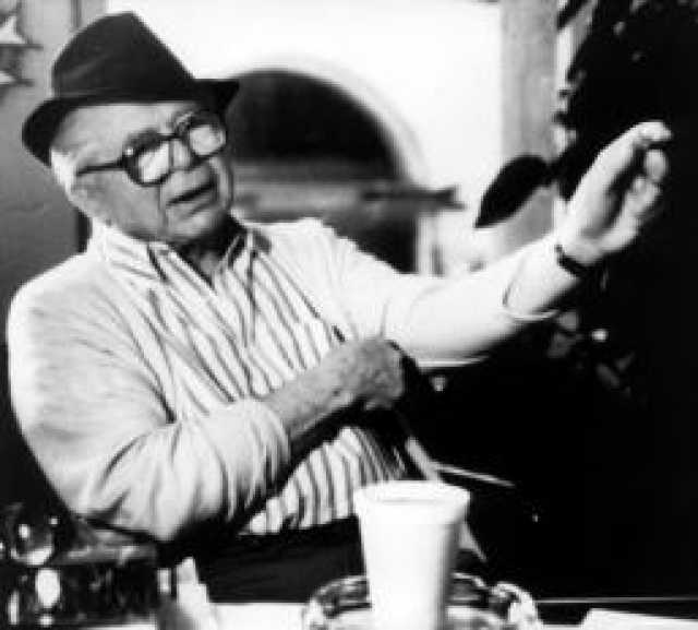 Portrait Billy Wilder, Archiv KinoTV