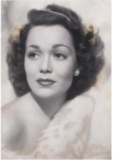 Portrait Jane Wyman