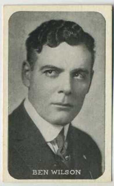 Ben F. Wilson Ben F Wilson