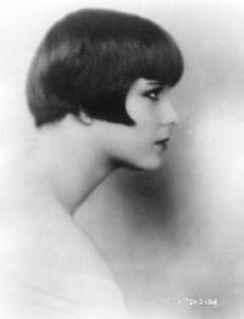 Portrait Louise Brooks