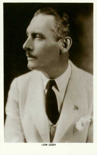 Portrait Lew Cody