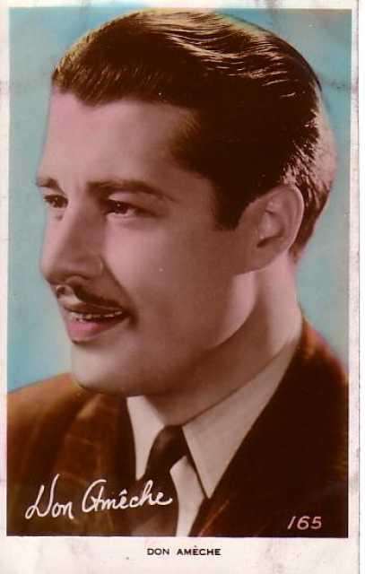 Portrait Don Ameche