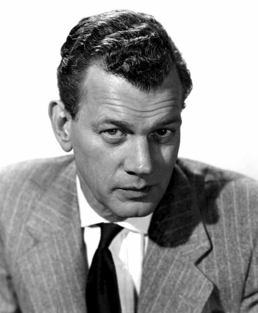 Portrait Joseph Cotten