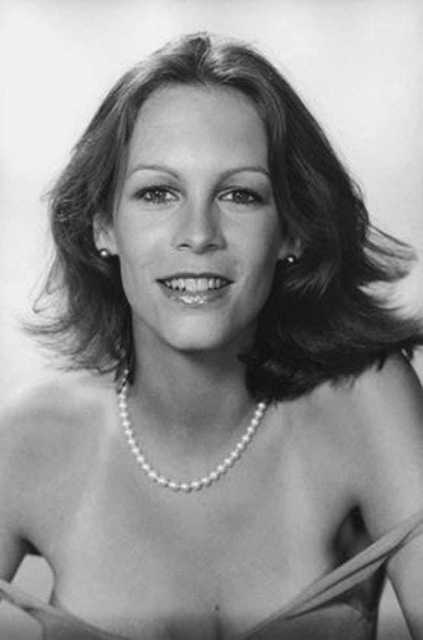 Portrait Jamie Lee Curtis