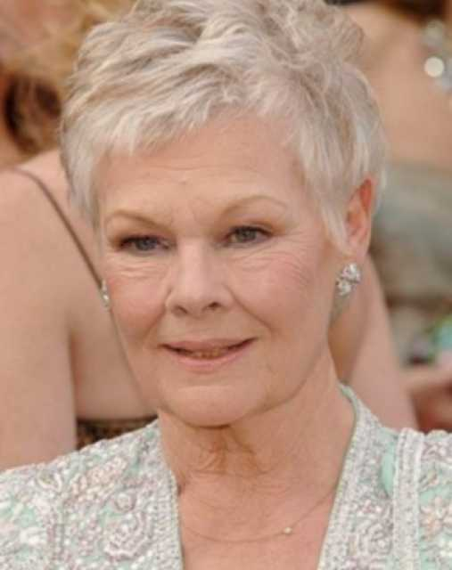 Portrait Judi Dench