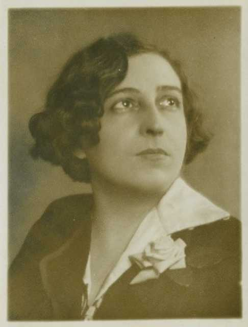 Portrait Germaine Dulac