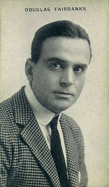Portrait Douglas Fairbanks