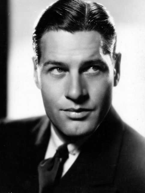Portrait Richard Arlen