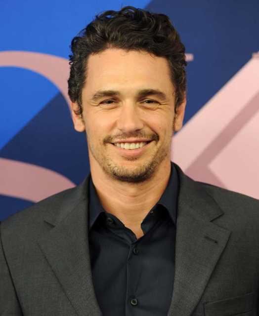 Portrait James Franco