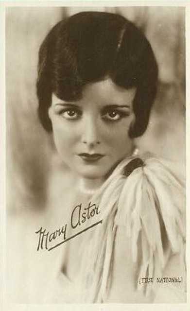 Portrait Mary Astor