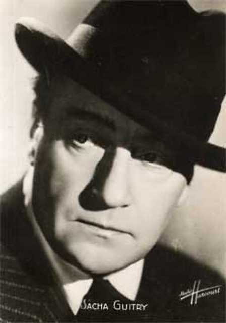 Portrait Sacha Guitry