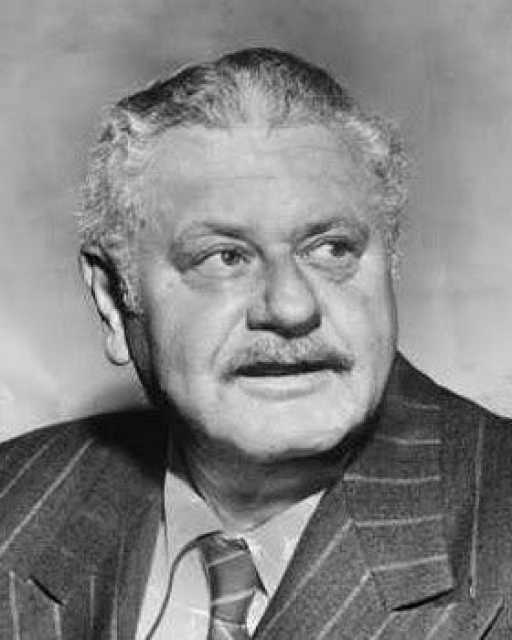 Portrait Alan Hale