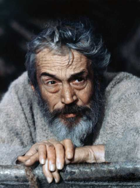 Portrait John Huston