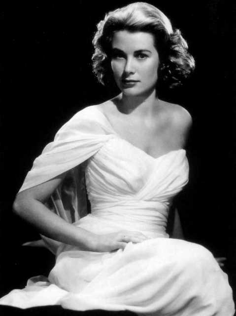 Portrait Grace Kelly, Archiv KinoTV