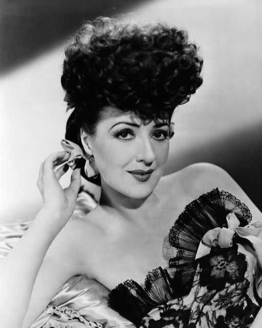 Portrait Gypsy Rose Lee