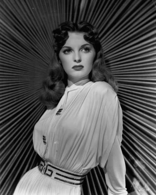 Portrait Julie London