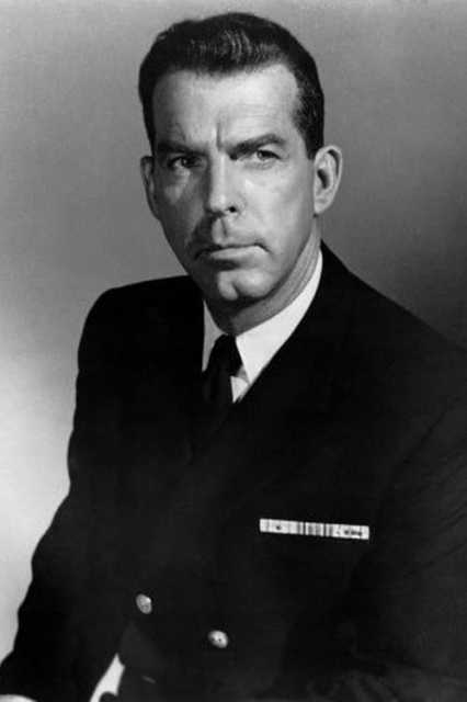 Portrait Fred MacMurray