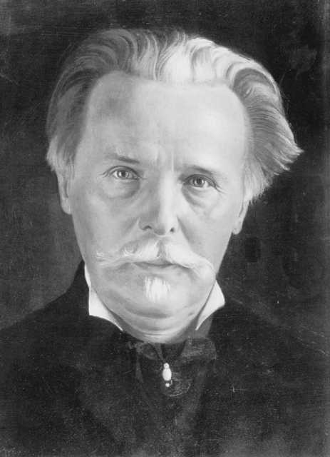 Portrait Karl May