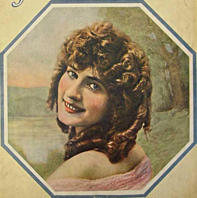 Die Dame Mit Dem Tigerfell [1927]