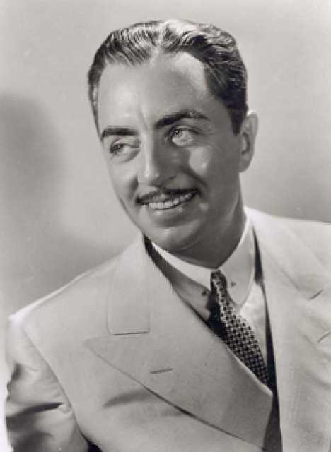 Portrait William Powell