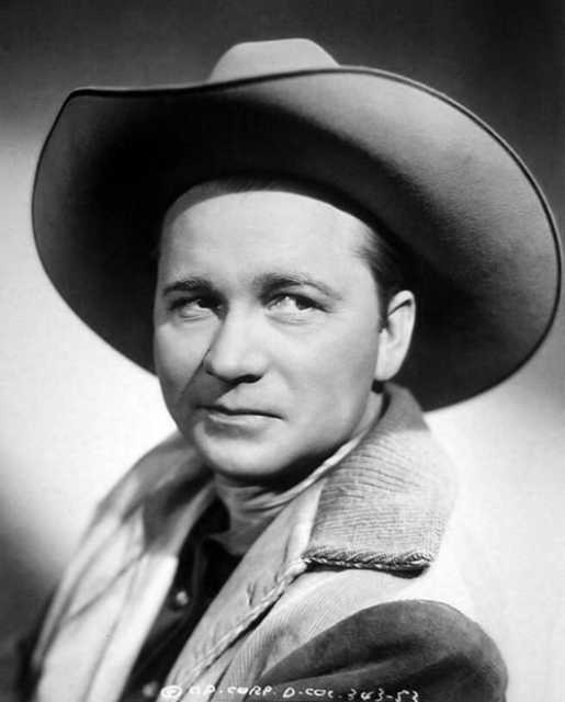 Portrait Tex Ritter
