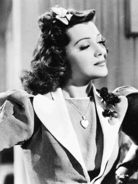 Portrait Ann Rutherford
