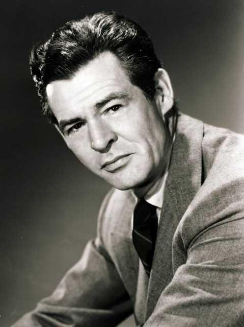 Portrait Robert Ryan