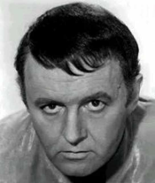 Portrait Rod Steiger