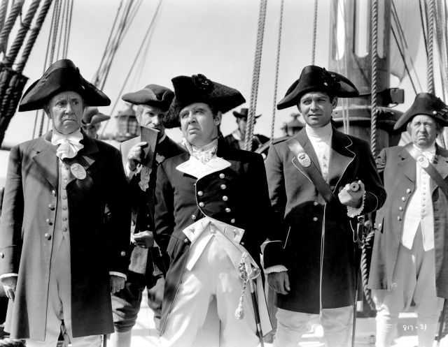 Szenenphoto aus Mutiny on the Bounty, © Metro-Goldwyn-Mayer,