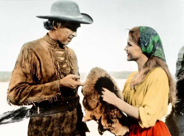 Szenenfoto aus dem Film 'How the West was won' © Cinerama, Metro-Goldwyn-Mayer,