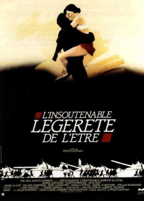 Poster_unbearable lightness of being