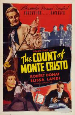 Poster_Count of Monte Christo