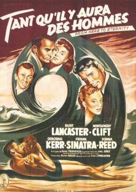 Poster_From Here to Eternity