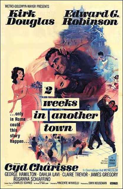 Poster von Two weeks in another town, © Metro-Goldwyn-Mayer,  Archiv KinoTV