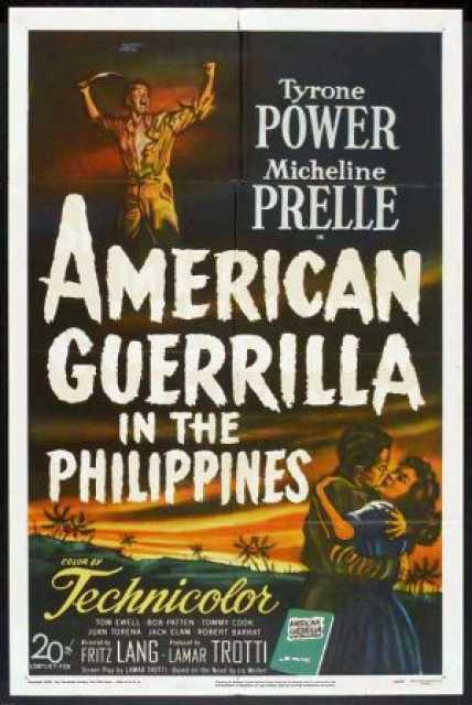 Poster_American Guerrilla in the Philippines