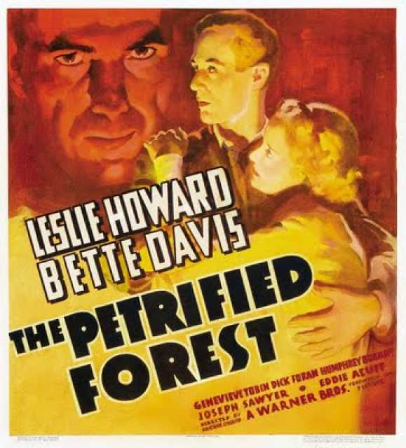 Poster_Petrified forest