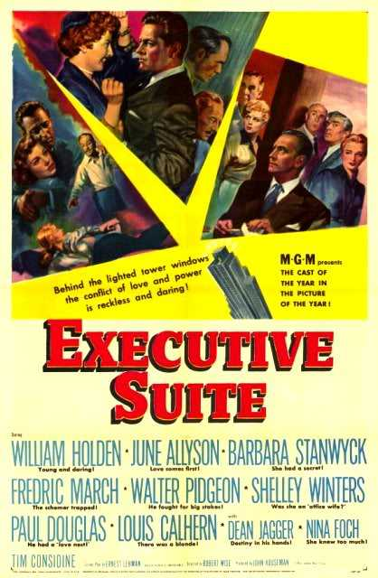 Poster_Executive Suite