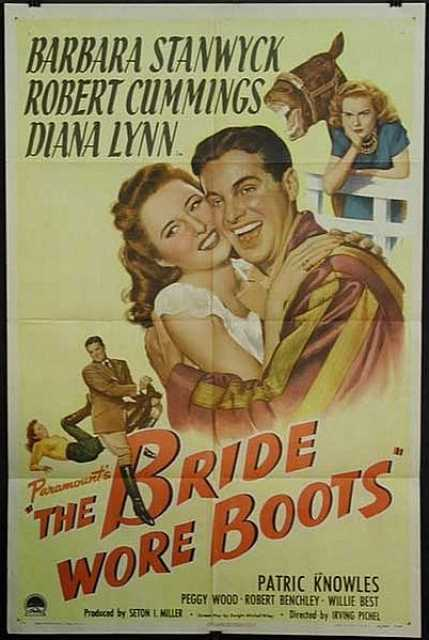 Poster_Bride wore boots