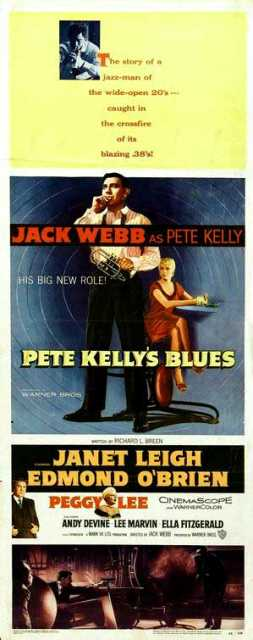 Poster_Pete Kelly's Blues