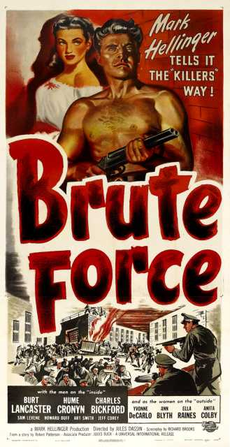 Poster_Brute Force
