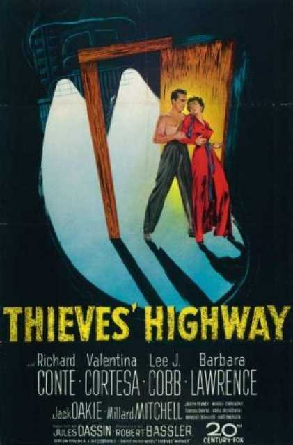 Poster_Thieves' Highway