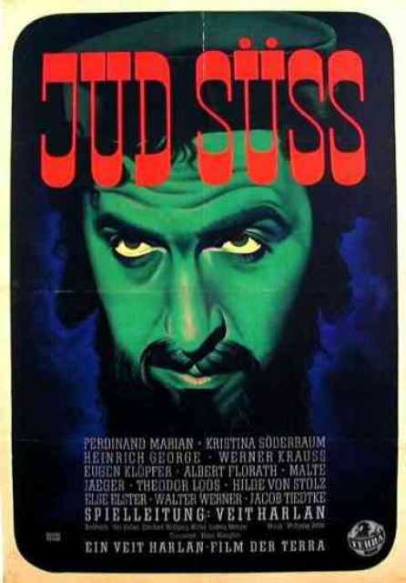 Poster von Jud Süss, © Production