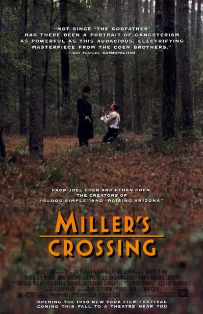 Poster von Miller's Crossing, © Production